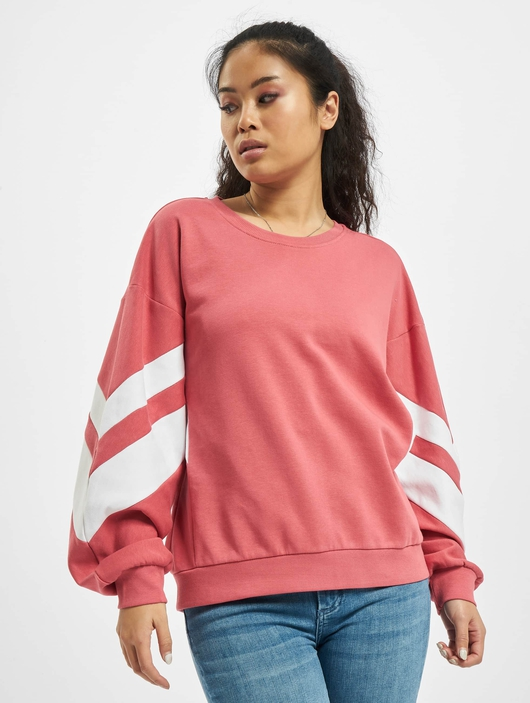 Only onlJossa Sporty Sweatshirt Baroque Rose image number 0
