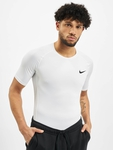 Nike Pro Short Sleeve Tight Compressionsshirt Black/White image number 0