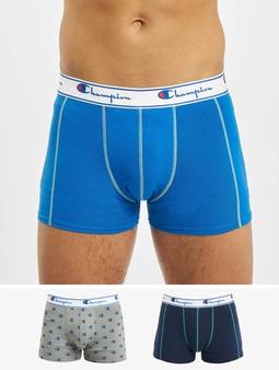 Champion Underwear X3 3-Pack Mix Boksershorts mangefarget