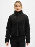 Urban Classics Ladies Corduroy  Puffer Jackets image number 2