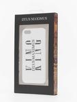 Deus Maximus Maximus iPhone Mobile phone covers image number 3