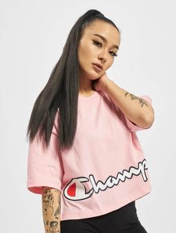 Champion Rochester  T-skjorter lyserosa