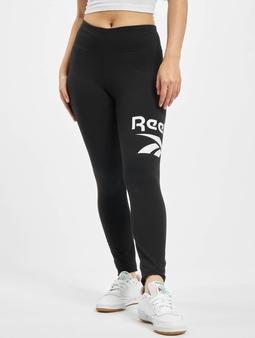 Reebok Identity Big Logo Cotton Leggings/Treggings svart