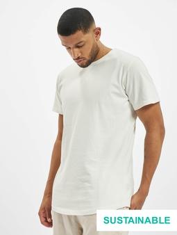 DEF Sustainable Organic Cotton T-skjorter hvit