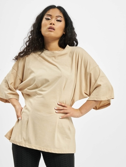 Missguided Structured Body Oversize T-Shirt