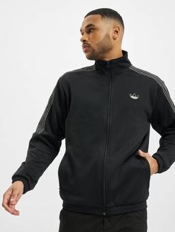 Adidas Originals Sport Poly Track Jacket Black