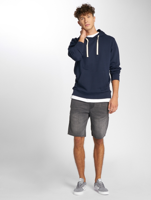 Jack & Jones jjeHolmen Noos Hoody Rio Red image number 3