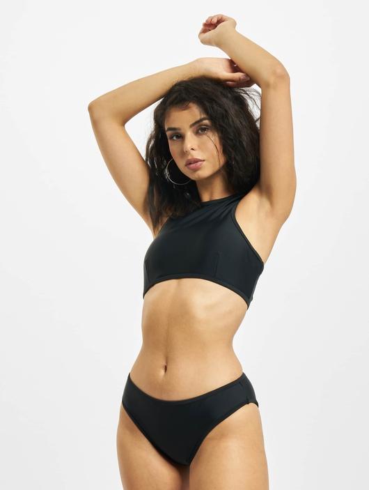 Urban Classics Surf Bikini Black image number 0