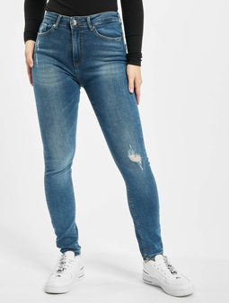 Only onlPaola High Waist Ankle Skinny Jeans