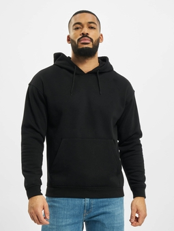 Jack & Jones jorBrink Sweat Hoody Black/Cropped Box Fit