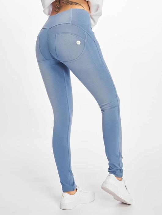 Freddy Medium Waist Skinny Jeans Colored image number 0