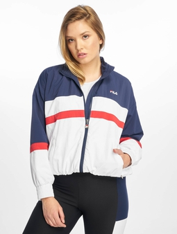 FILA Urban Line Kaya Wind Transitional Jackets blå