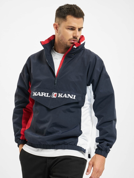 Karl Kani Retro Block Lightweight Jackets image number 0