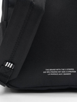 Adidas Originals Small Ac Backpack Black image number 3