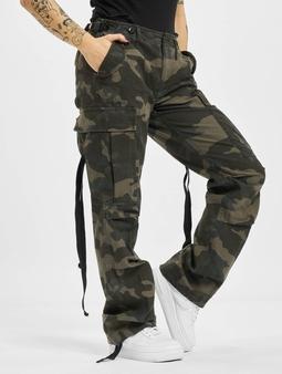 Brandit M65 Ladies Chino bukser kamuflasje