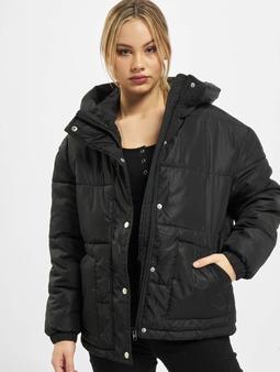 Urban Classics Ladies Oversized Hooded Puffer Jacket