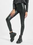 Only onlSuper-Star PU Leggings Black image number 0