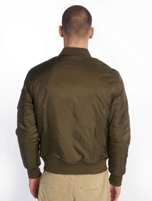 Urban Classics Basic Bomber Bomber jackets image number 1