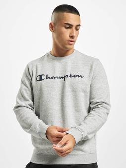 Champion Legacy Sweatshirt New Oxford Grey Melange Yarn Dyed