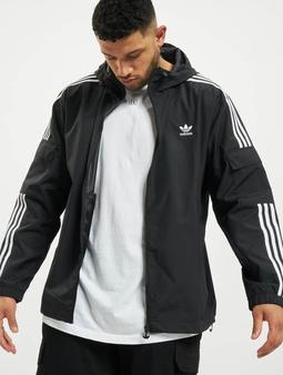adidas Originals 3-Stripes  Transitional Jackets svart