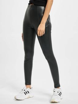 Urban Classics Ladies Faux Leather Pants