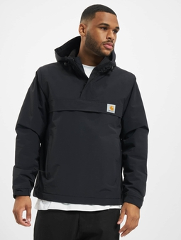 Carhartt Wip Nimbus Pullover Jacket Camo Blur/Green