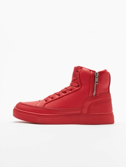 Urban Classics Zipper High Top Sneakers