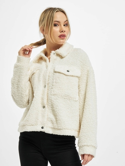 Urban Classics Ladies Sherpa Trucker Jacket