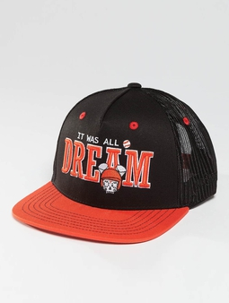 Who Shot Ya? Dreamball Snapback Cap