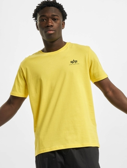Alpha Industries Basic Small Logo T-Shirt Empire