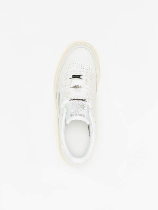 Reebok Club C 85 Sneakers White/Silvern Met./Pure Grey 3 image number 3