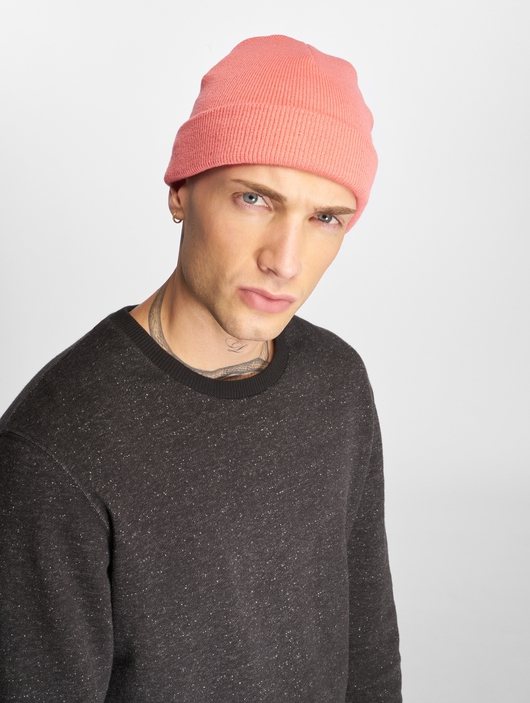 Flexfit Heavyweight Beanie Coral image number 2