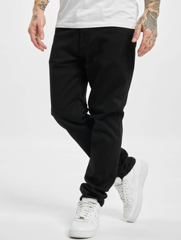 Reell Jeans Nova II Straight Fit Jeans Black