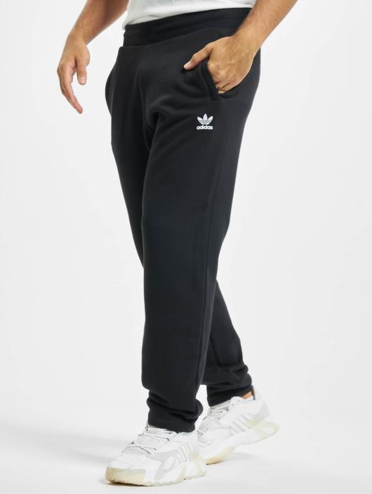 Adidas Originals Trefoil Sweat Pants Black image number 2
