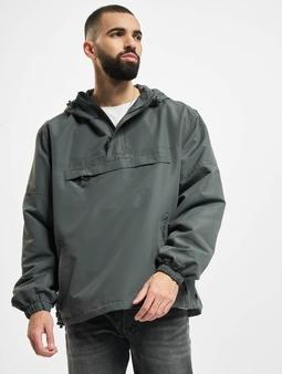 Brandit Summer Transitional Jackets grå