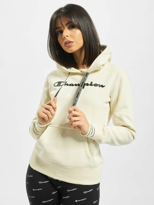 Champion Hooded Sweatshirt Off White image number 0
