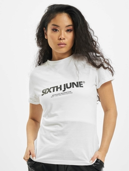 Sixth June Basic Logo T-Shirt