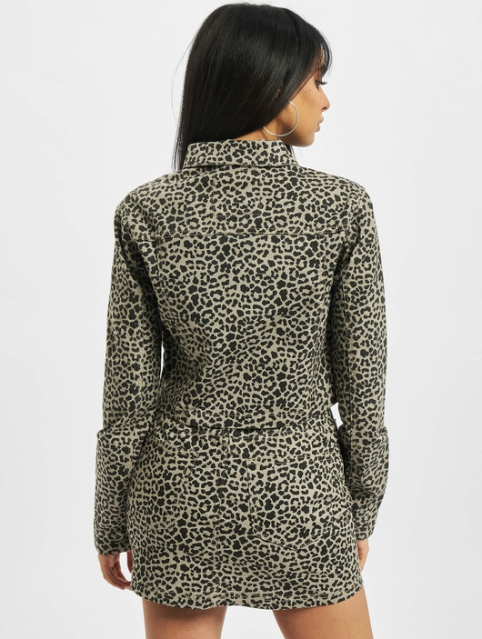 Urban Classics Ladies Short AOP Lightweight Jackets image number 1