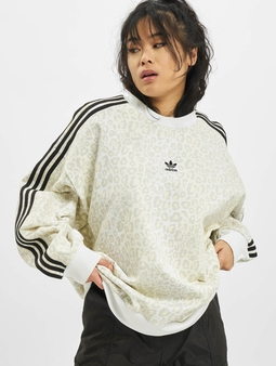 Adidas Originals Sweatshirt Multicolor/White/Talc