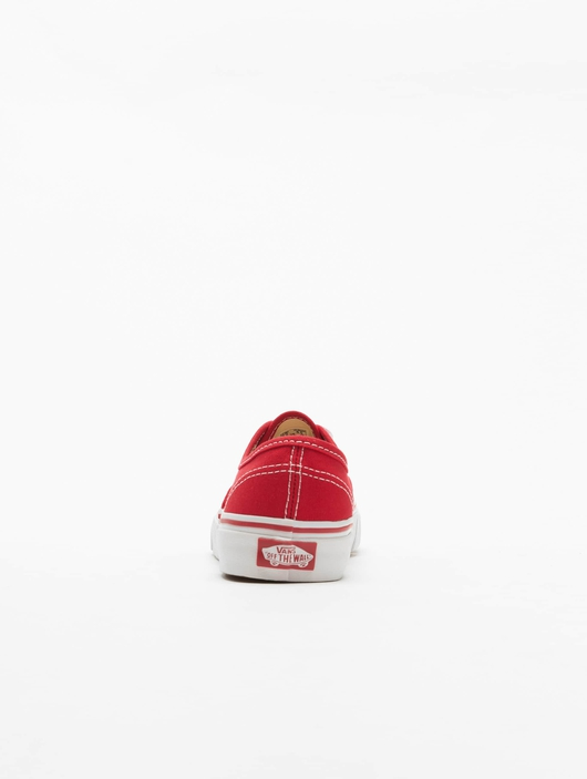 Vans Authentic Sneakers Red (40.5 red) image number 4