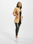Missguided Co Ord Price Point Basic Blazer Camel image number 4