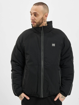Urban Classics Reflective Piping Winter Jacket