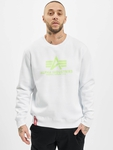 Alpha Industries Basic Neon Print Pullover image number 2