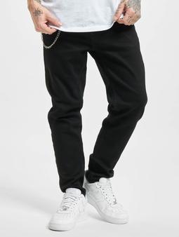 2Y Hialeah  Slim Fit Jeans svart