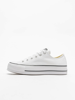 Converse Chuck Taylor All Star Lift OX Sneakers White/Black/White