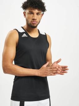 adidas Performance Game  Tank Tops svart
