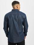 Only & Sons onsAsk Shirt Dark Blue Denim image number 1