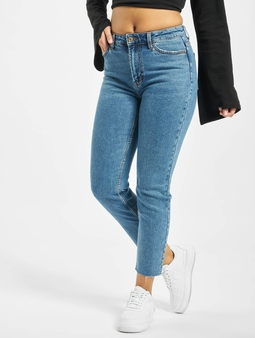 Only onlEmily High Waist ST Raw Noos Jeans