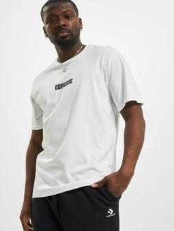 Converse Star Chevron Box T-Shirt White