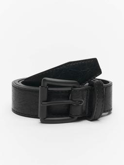 Urban Classics Marmorized PU Leather Belt